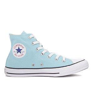 Tênis Converse Chuck Taylor All Star Cano Alto - Azul Bebê