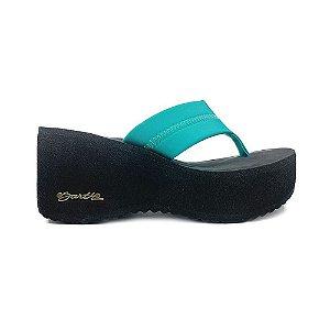 Sandália Barth Shoes Summer - Preto/Verde