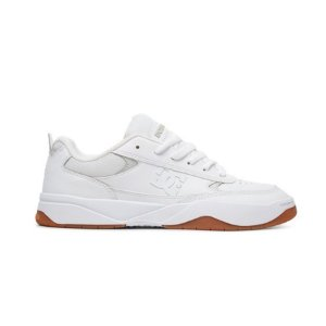 Tênis DC Shoes Penza Imp - Branco