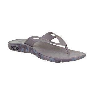 Chinelo Oakley Rest Camo - Terrain Grey