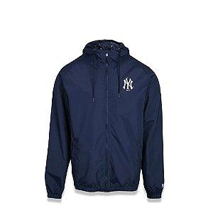 Jaqueta Corta Vento New Era NY Yankees - Azul Marinho