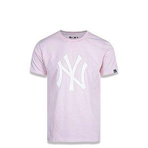 Camiseta New Era Mlb New York Yankees Logo