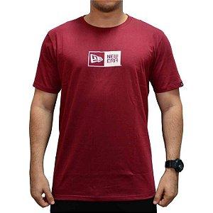 Camiseta New Era Básica Essentials Box