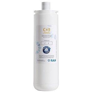 Refil do Filtro C+3 Para Purificadores de água IBBL