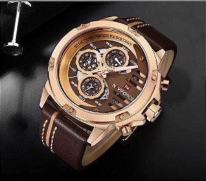 Relógio Masculino Naviforce NF9110BYBN