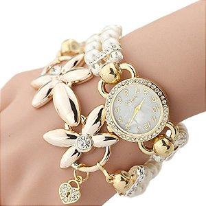 Relógio Feminino FLOWER GIRL HH001