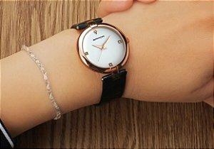 Relógio Feminino Sanda  196-SD