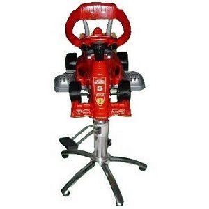 Poltrona Infantil Ferrari