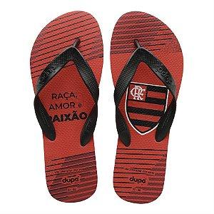 Par de chinelos Dupé - Flamengo