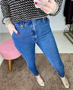 Jeans Skinny Passante