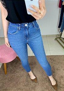 Jeans Skinny Degrau Barra