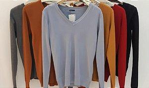 Blusa Modal Decote V