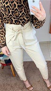 Calça Skinny Amarração