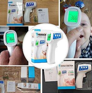 Termômetro Digital Infravermelho baby