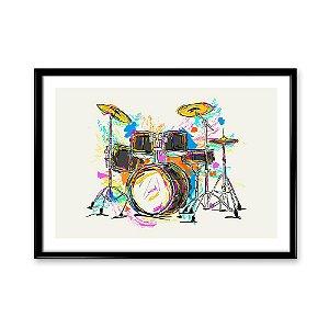 Quadro Draw Drums