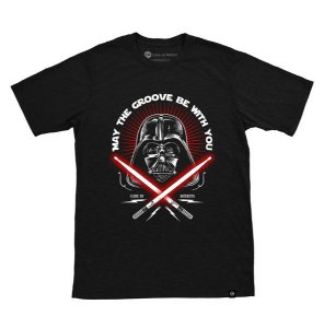 Camiseta May The Groove Be With You
