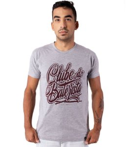 Camiseta Clube do Baterista