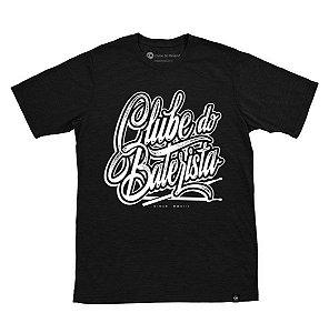 Camiseta Clube do Baterista Preta