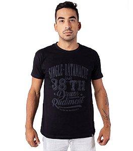 Camiseta Single Ratamacue Preta