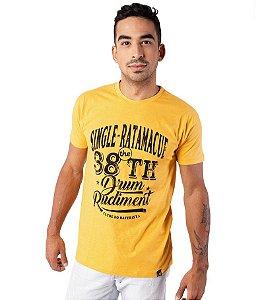 Camiseta Single Ratamacue Amarela