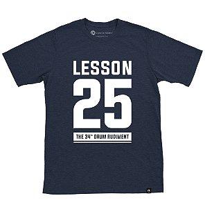 Camiseta Lesson 25