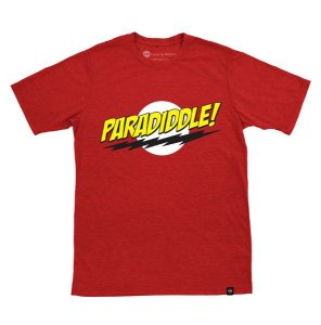 Camiseta Paradiddle