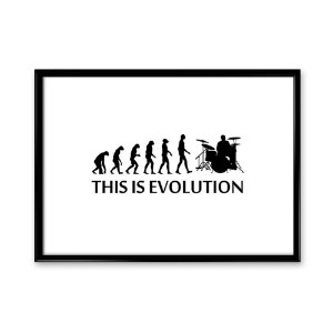Quadro This Is Evolution