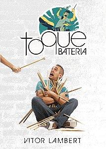 DVD Toque Bateria - Vitor Lambert