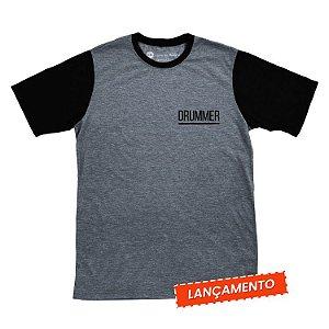 Camiseta Drummer Bordado Peito