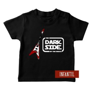 Camiseta Dark Side Infantil