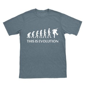 Camiseta This is Evolution GUITARRISTA