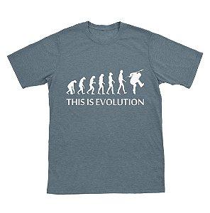 Camiseta This is Evolution GUITARRISTA