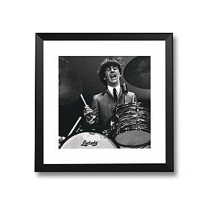 Quadro Ringo Starr 20x20cm