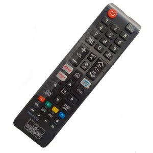 Controle Remoto TV LED Samsung BN59-01315B com Netflix / Prime Video / Rakuten TV (Smart TV)