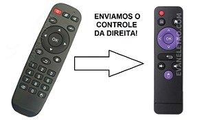 Controle Remoto Para Receptor RPC Plus