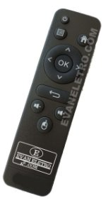 Controle Remoto Para Receptor HK1 BOX