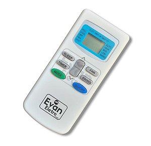 Controle remoto para Ar condicionado Philco