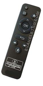 Controle remoto Para TV box H96 Mini 4K Ultra HD