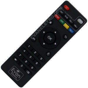 Controle remoto para Receptor TV Box IPlay