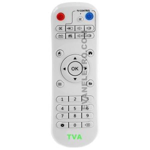 Controle Remoto para Receptor TVA B-12