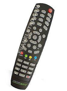 Controle Remoto Receptor Tocomsat Duplo HD Plus