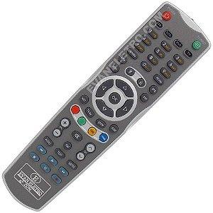 Controle Remoto Para Receptor Tocomsat Combate HD