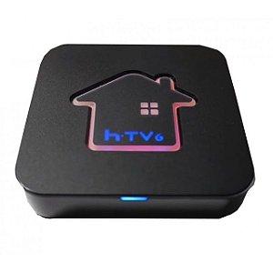 Receptor HTV 6 H6+ Plus 4K (R$1250,00 via Boleto bancário)
