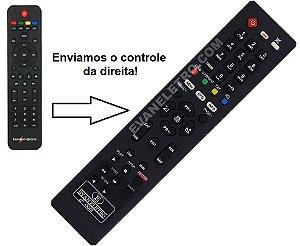 Controle Remoto Para Receptor Nazabox Cable+ IP