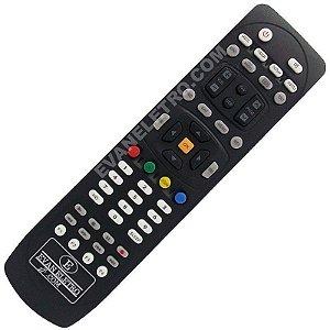 Controle Remoto para receptor Newsat Tiger HD