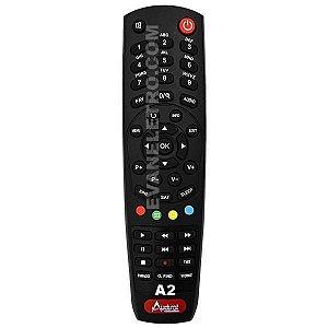Controle Remoto para Receptor Audisat A2