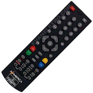 Controle Remoto Receptor Azamérica S810B