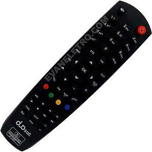 Controle Remoto Para Receptor Duosat Troy HD