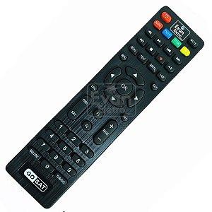 Controle Remoto Para Receptor Gosat CS+ / Cable+