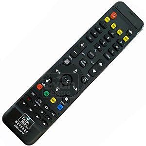 Controle Remoto Receptor Net Free X200 Ultra HD